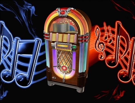 Rock Music, Jukeboxes and Top 40 Programming