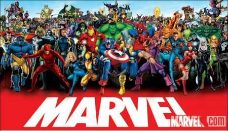 All About Marvel Comics