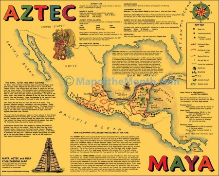 Ancient Maya civilization and Alien visitors