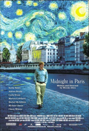 All About Midnight in Paris Movie