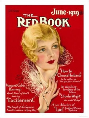 Redbook, June 1929 Cover
