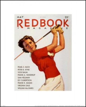 Redbook I, May 1935 Cover