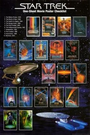 Star Trek: 40-Year History