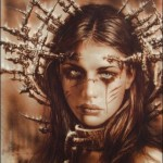 Luis Royo and The Announcement
