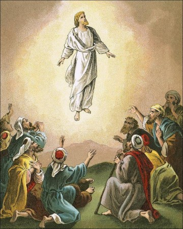 The Ascension of Jesus in the New Testament