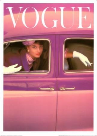 Vogue Magazine Timeline