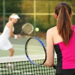 Tennis: Keep Your Eye on the Ball