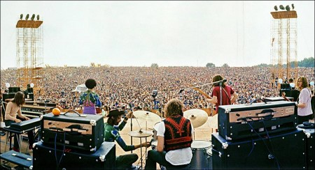 Rock Festivals: Woodstock, Live Aid and more...