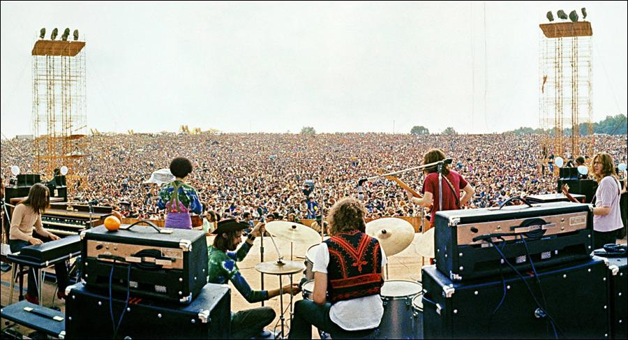 a history of the woodstock rock festival Mix - the history of the woodstock festival youtube woodstock 40 years on - duration: 5:48  woodstock 1969 festival site 2003 - a stroll through history - duration: 9:23.