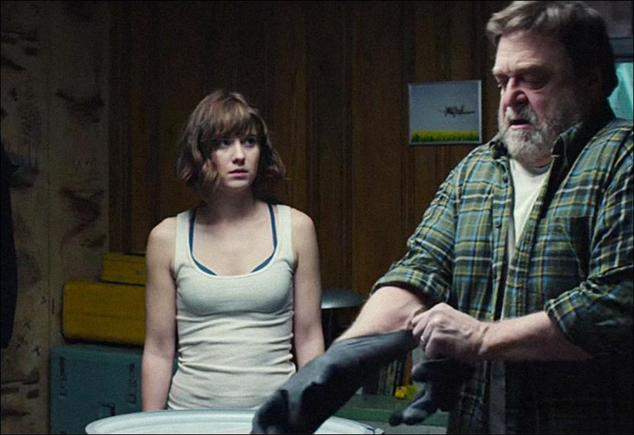 10 Cloverfield Lane Synposis Made In Atlantis