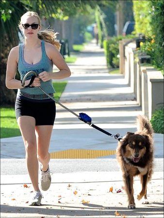 Amanda Seyfried fitness and workout secrets
