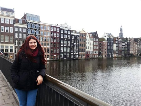Having an Amsterdam Good Time