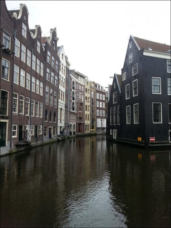 Having an Amsterdam Good Time