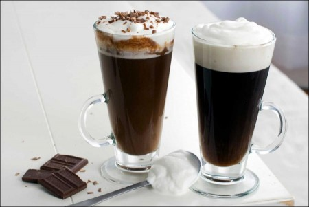 Irish Coffee: It's perfect after dinner drink