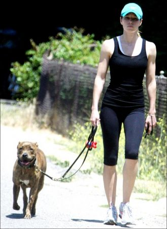 Jessica Biel fitness and workout secrets