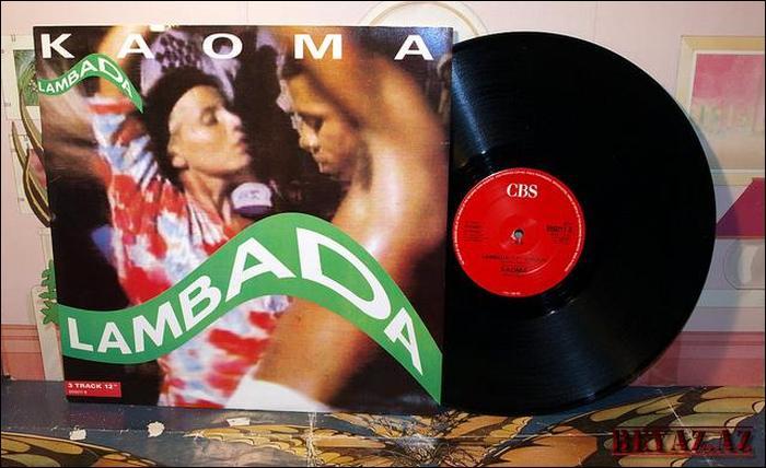 Kaoma lambada music video