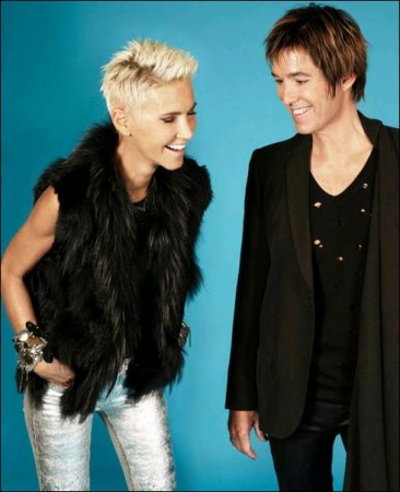 Roxette – Listen To Your Heart Lyrics