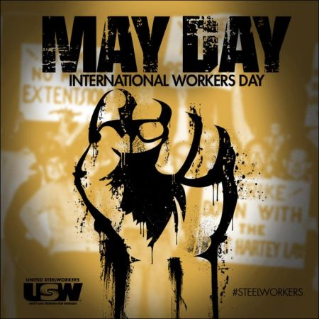 All About May D... Unions 2016
