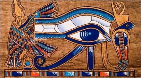 The Eye of Horus in the Ancient Egypt Mythology