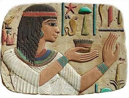 The Eye of Horus in the Ancient Egyptian Mythology