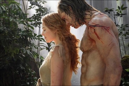 A First Glimpse on The Legend of Tarzan Movie