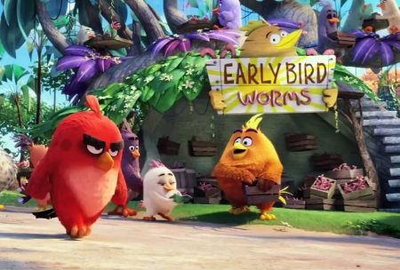 """Angry Birds"" isn't as bad as you think""Angry Birds"" isn't as bad as you think"