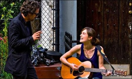 Begin Again Movie - Keira Knightley