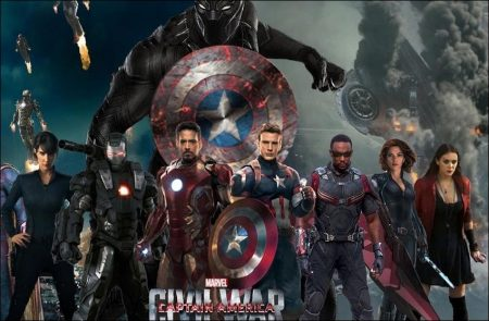 'Captain America: Civil War' nabs fifth best-opening ever'Captain America: Civil War' nabs fifth best-opening ever