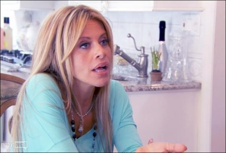 Dina Manzo reveals she fled New Jersey