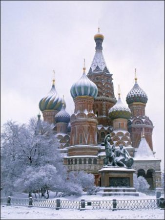 Moscow: The city of millionaires
