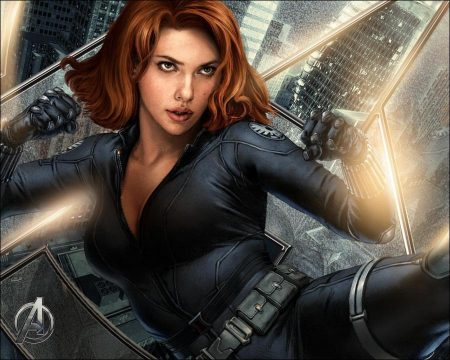 Scarlett Johansson on the scrutiny of Black Widow