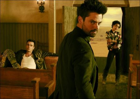 "7 Things to learn from the set of ""Preacher"""