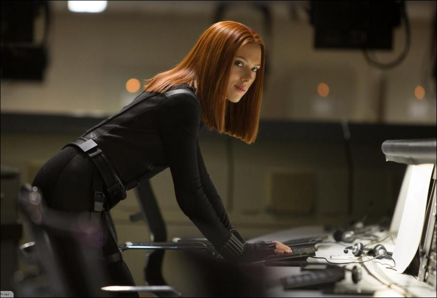 Scarlett Johansson on the scrutiny of Black Widow | Made ...