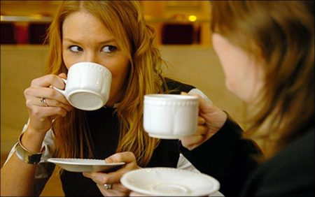Why do the British people love the taste of tea so much?