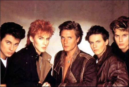 Duran Duran - Lyrics for Notorious