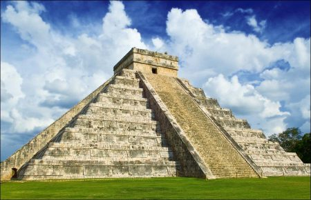 The Maya secrets spotted from the sky