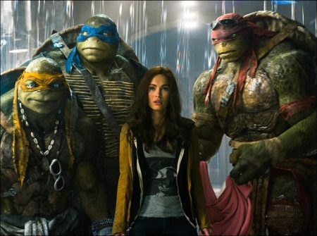 'Ninja Turtles 2' Opens #1 with Soft $35M