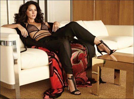 Olivia Nunn Career Milestones