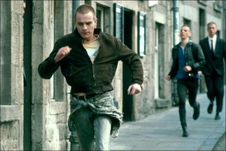 Trainspotting 2: First pictures of Ewan McGregor