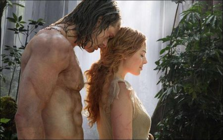 The Legend of Tarzan swings and misses