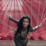 Katy Perry's Rise: The latest in the earnest Olympian anthems