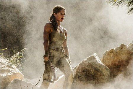 Alicia Vikander Career Milestones - Tomb Raider