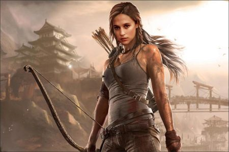 Lara Croft is no feminist role model