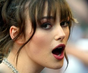 The Year 2003: Here Comes Keira Knightley